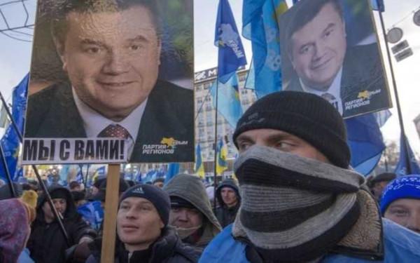 АНТИМАЙДАН: Апокалипсис украинского охранительства