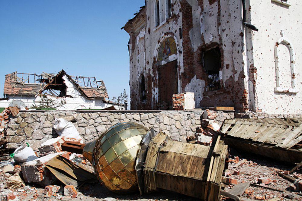 От Степанакерта до Донецка
