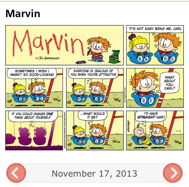 Marvin - November 17th, 2013