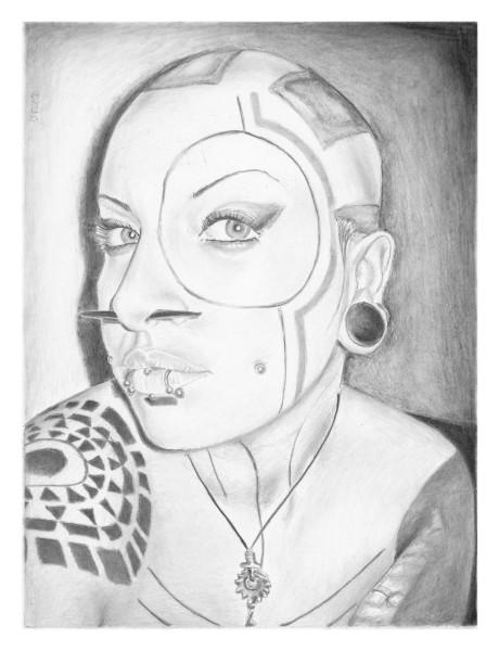 Punk Girl_stefanvondeutschland