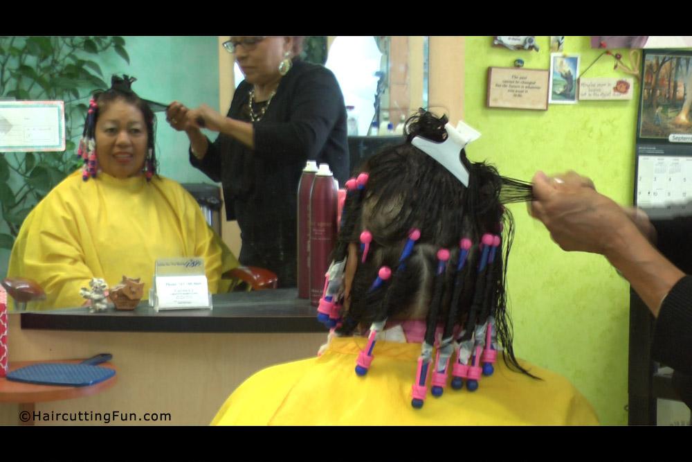 Maurrieta S Pen Stick Perm Rod Hair Perming Video Has Been