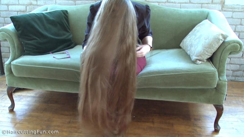Lots of beautiful hair