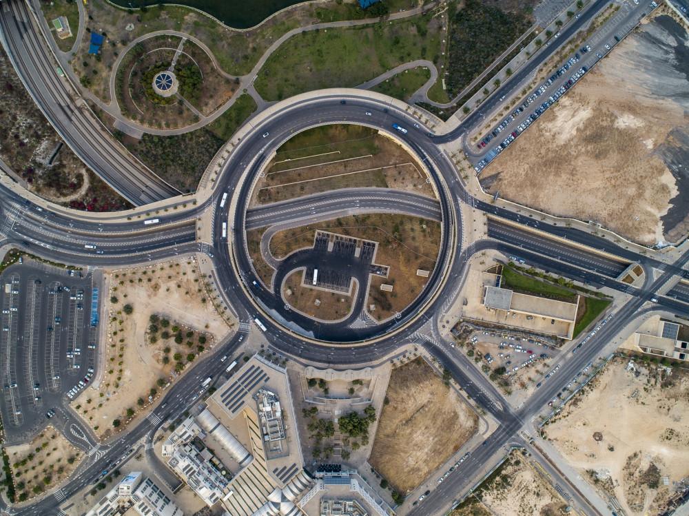 Модиин - город посередине между Тель-Авивом и Иерусалимом