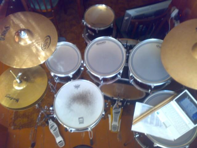 Drums top