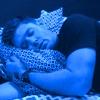 mine-sleeping-jensen ackles-blue