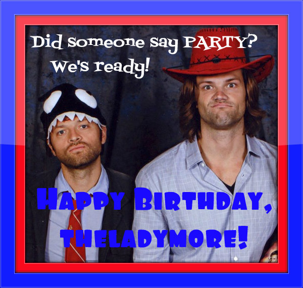 stupid hats-ladymore bday