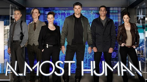 2. Almost Human