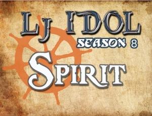 LJ Idol Spirit banner
