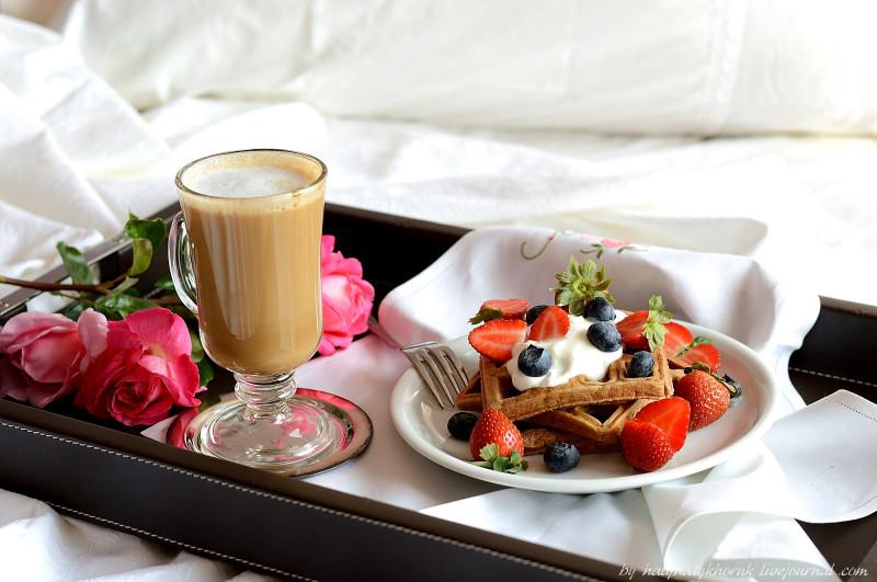 Сцены сексуальный завтрак в постель фото фото порево
