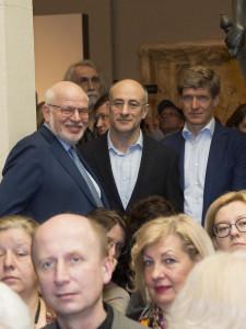 С официальным визитом: «Олимпия» в Москве
