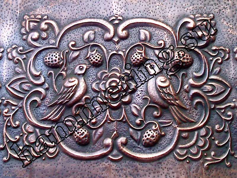 Художественная обработка металла своими руками