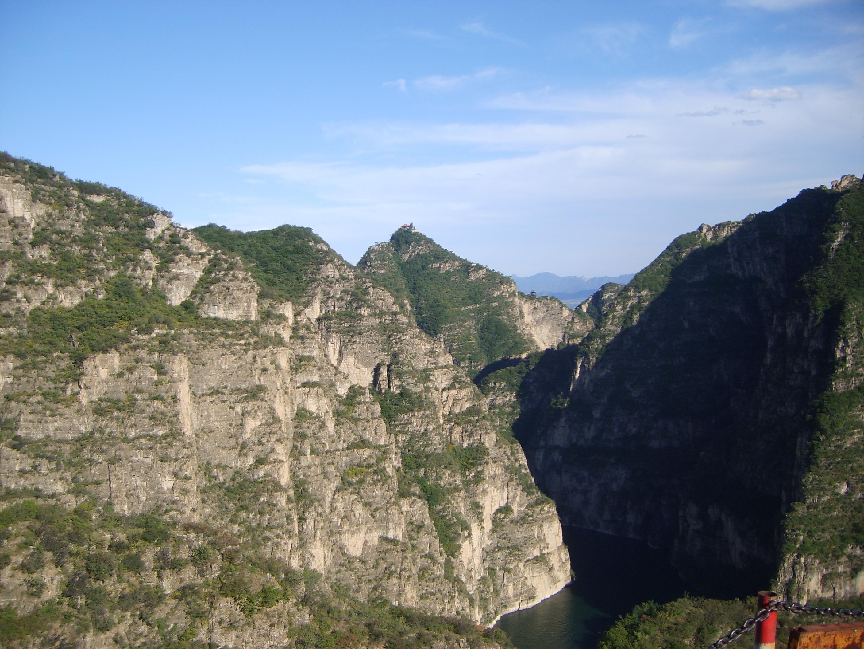 ущелье Лунцинся, Китай