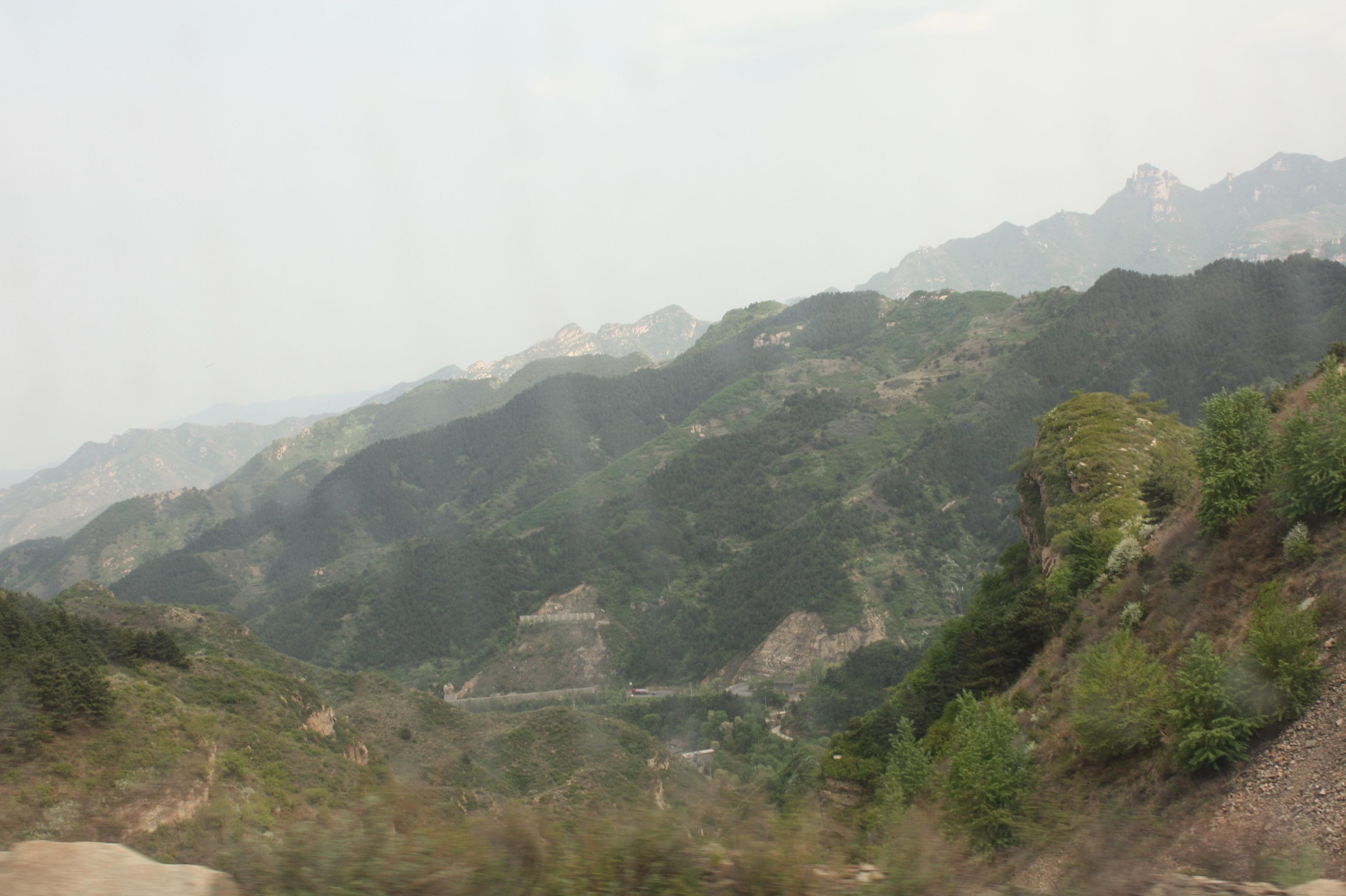 Утайшань, Китай