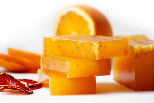 Мыловарение апельсин