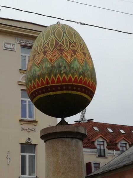 Что же вылупилось из яйца?