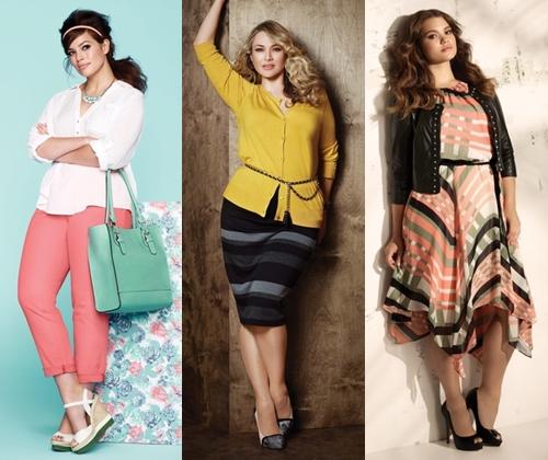 Одежда На Весну Для Полных Женщин