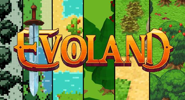 Evoland-Banner