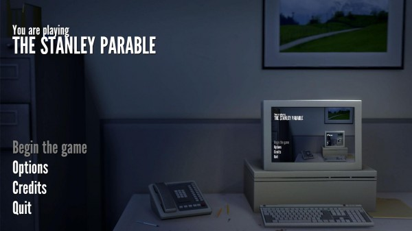 The-Stanley-Parable-start-screen