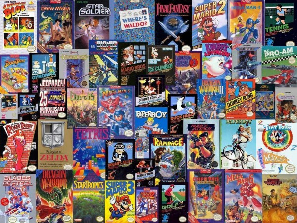 NES-games