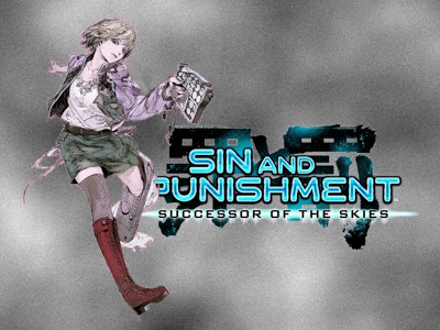 Sin & Punishment 1024x768 game Wallpaper