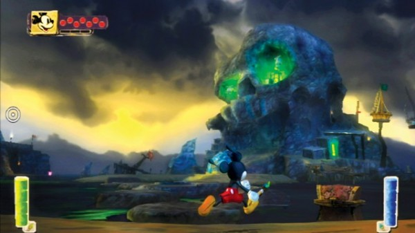 Disney Epic Mickey (USA)4