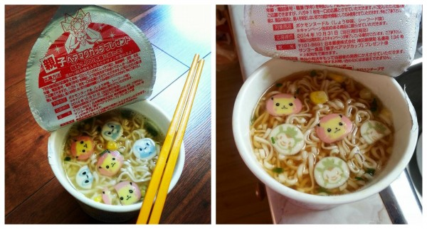 Pokemon Noodles