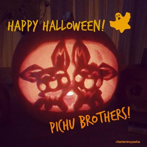 PichuPumpkin!