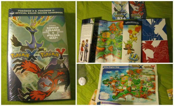 pokemon guidebook