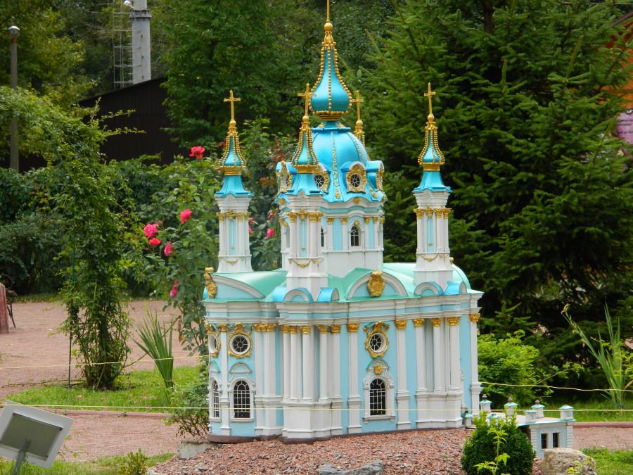 Київ Андріївська церква 2