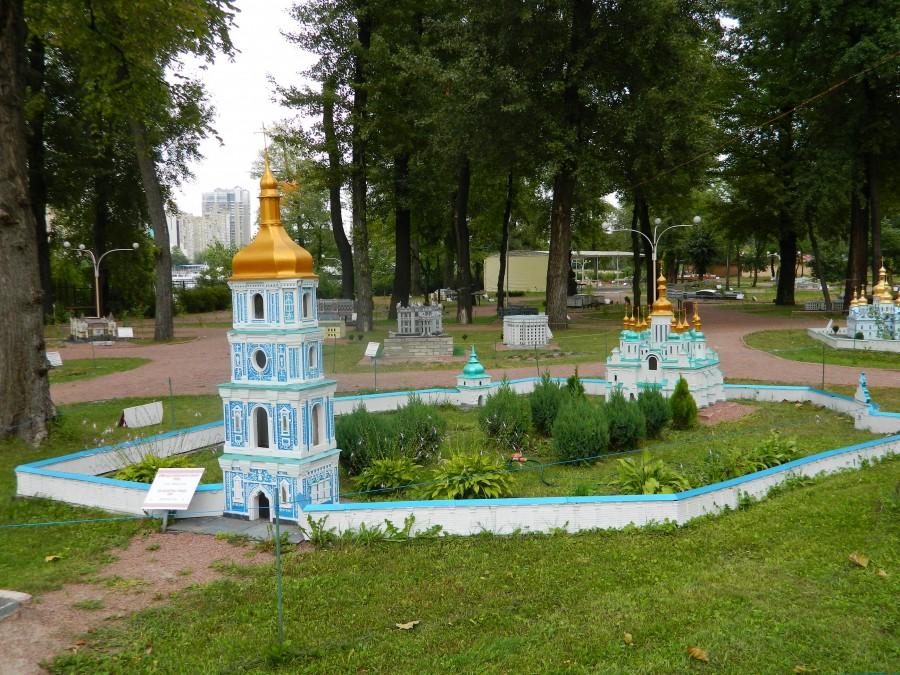 Київ Дзвінниця Софійського собору