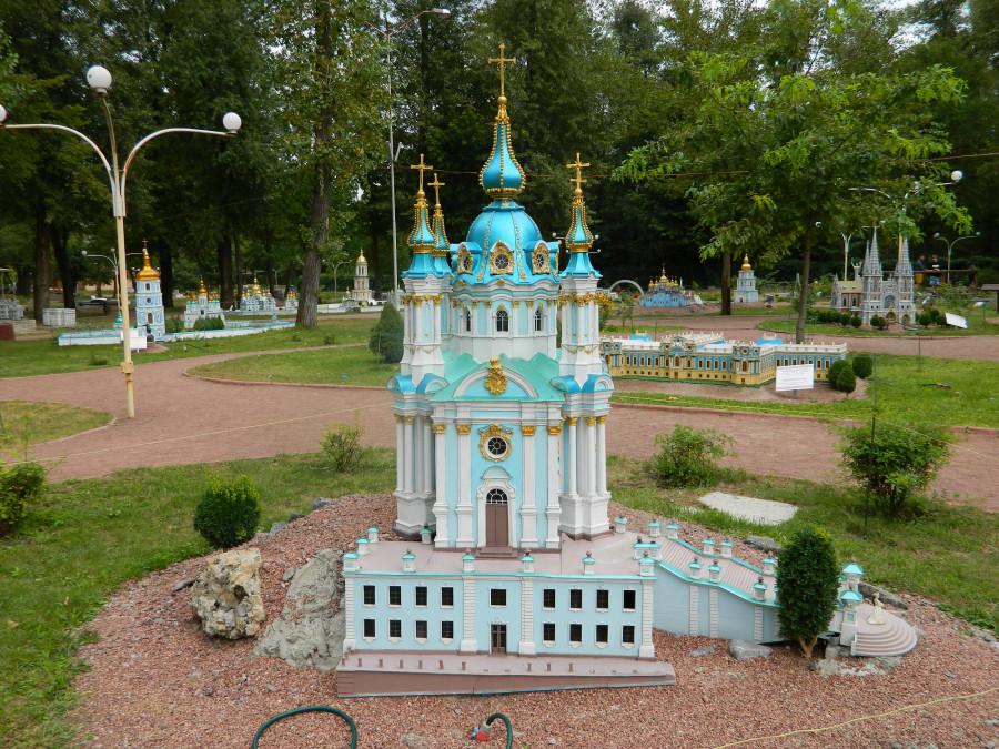 Київ Андріївська церква 3