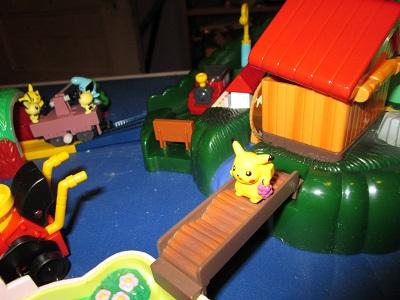 pikachu goes home