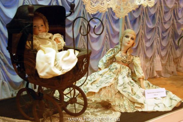 Арман Марсель и будуарная кукла