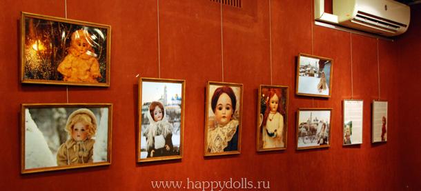 Фотографии антикварных кукол