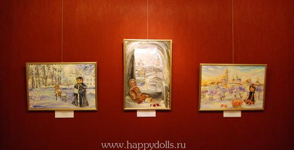Картины Андрей Уварова