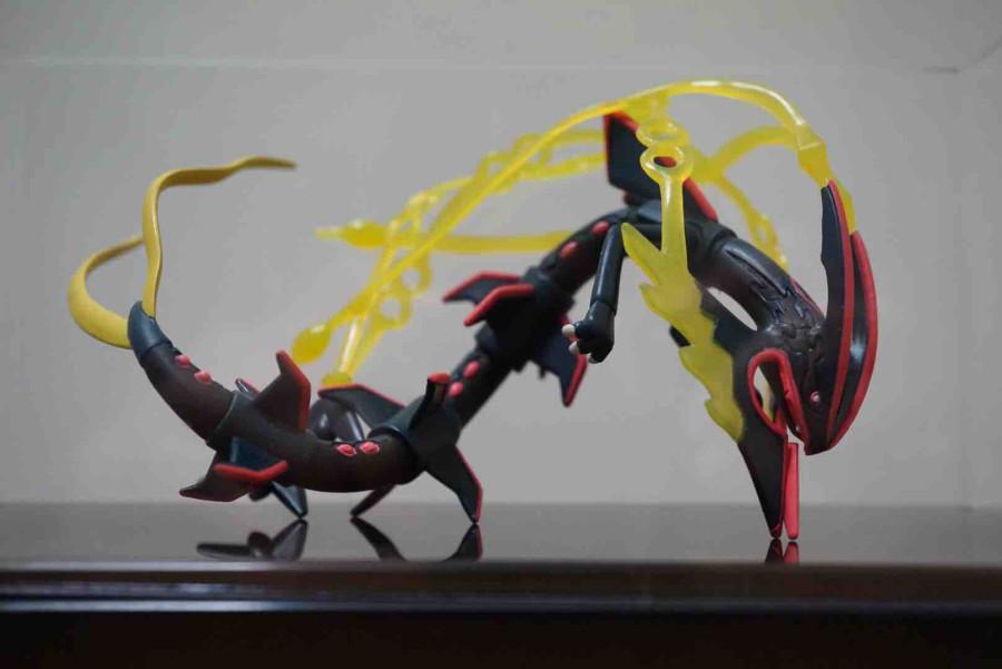 Shiny Mega Rayquaza Figure: happyofpeace — LiveJournal