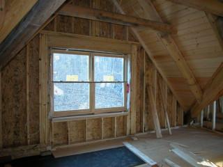 Window in loft