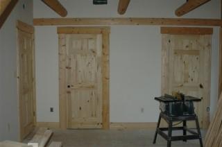 Doors & Trim in MBR