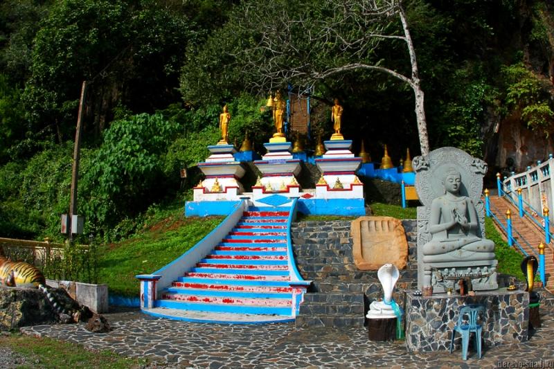 Таиланд. Ват Тхам Сыа