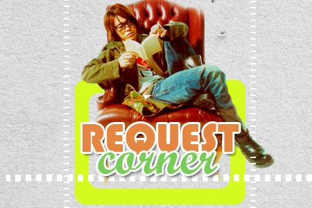 request corner