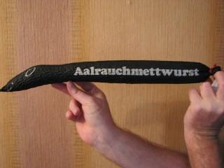 Aalrauchmettwurst