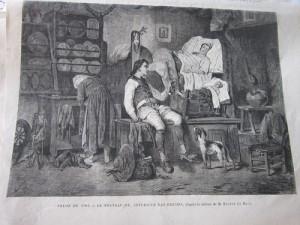 Le nouveau né interieur Bas breton