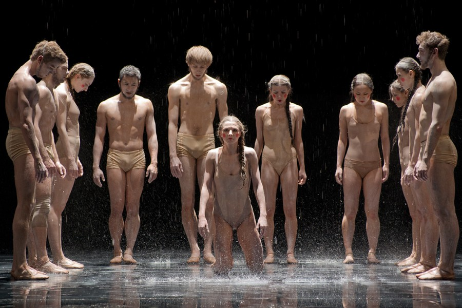 Sacre du Printemps. Choreography by Edward Clug