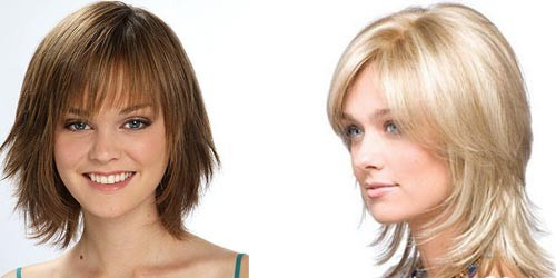 стрижка без укладки на короткие волосы фото