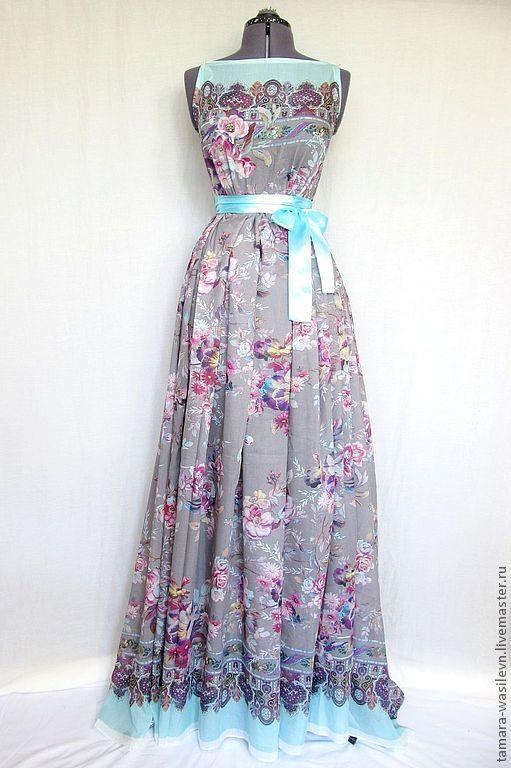 Платья из кисеи