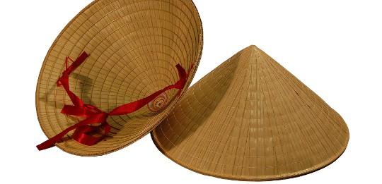 Вьетнамский головной убор своими руками