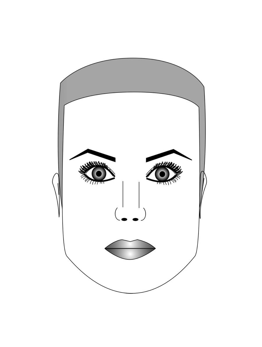 Форма бровей по типу лица   1189x900