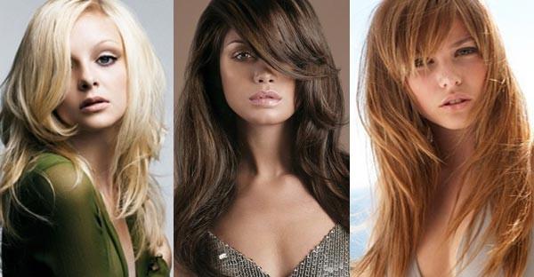 стрижки на средние волосы прямоугольное лицо