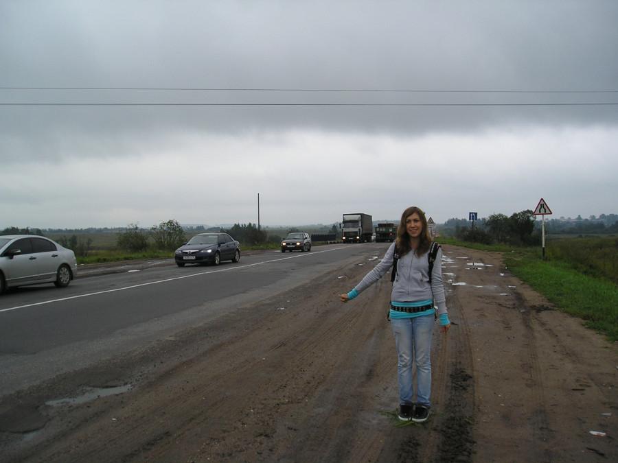Где-то в Тверской области