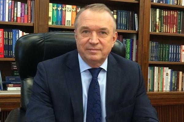 Президент Торгово-промышленной палаты РФ Сергей Катырин: «Спасибо Обаме за санкции!»
